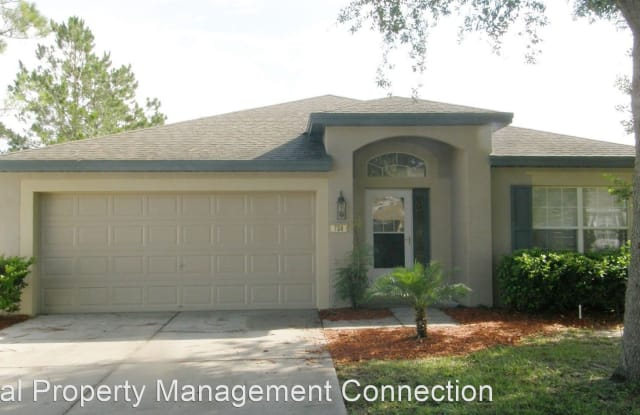 708 White Flower Way - 708 White Flower Way, Spring Hill, FL 34604