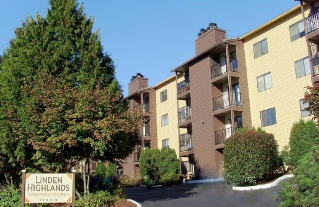 Linden Highlands - 17520 Linden Avenue North, Shoreline, WA 98133