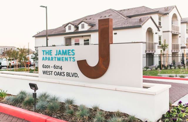 The James - 6201 W Oaks Blvd, Rocklin, CA 95765