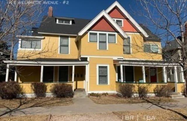 14 E WILLAMETTE AVENUE - 14 East Willamette Avenue, Colorado Springs, CO 80903