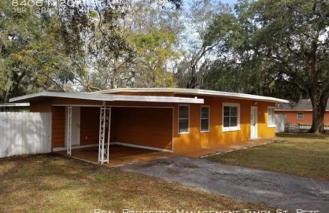 8406 N 20th St - 8406 North 20th Street, Tampa, FL 33604