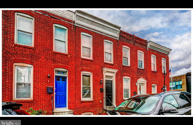 1704 BYRD STREET - 1704 Byrd Street, Baltimore, MD 21230
