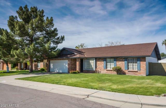 4802 W GELDING Drive - 4802 West Gelding Drive, Phoenix, AZ 85306
