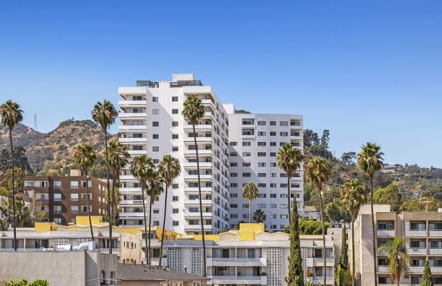 The Jessica - 1611 N Formosa Ave, Los Angeles, CA 90046