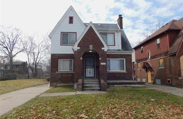 3983 COURVILLE Street - 3983 Courville Street, Detroit, MI 48224