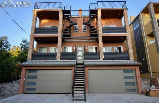 405 N Chestnut Street - 405 North Chestnut Street, Colorado Springs, CO 80905