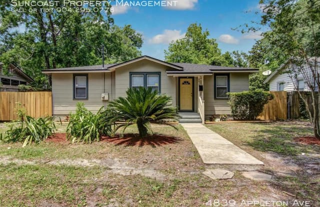 4839 Appleton Ave - 4839 Appleton Avenue, Jacksonville, FL 32210