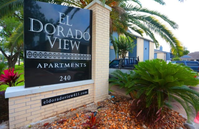 El Dorado View Apartments - 240 El Dorado Blvd, Houston, TX 77598