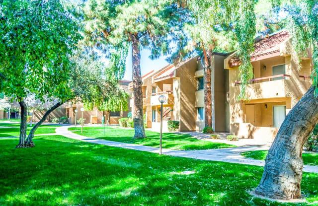 Country Villa - 950 N Gilbert Rd, Gilbert, AZ 85234