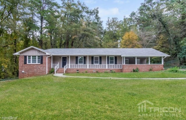 1606 Huntington Drive - 1606 Huntington Drive, Cobb County, GA 30066