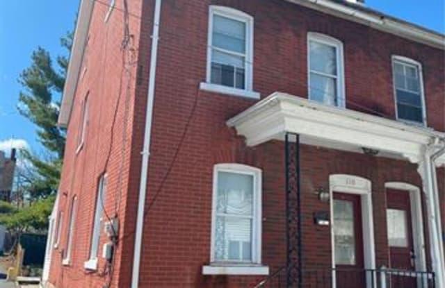 110 East Raspberry Street - 110 East Raspberry Street, Bethlehem, PA 18018