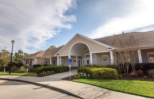 Breckenridge Park - 100 Breckenridge Dr, Hattiesburg, MS 39402