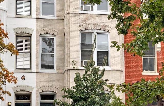 3313 N STREET NW - 3313 N Street Northwest, Washington, DC 20007