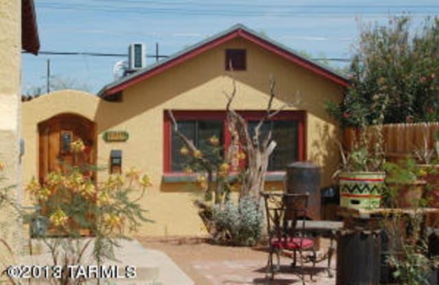 1031 E GRANT RD - 1031 East Grant Road, Tucson, AZ 85719