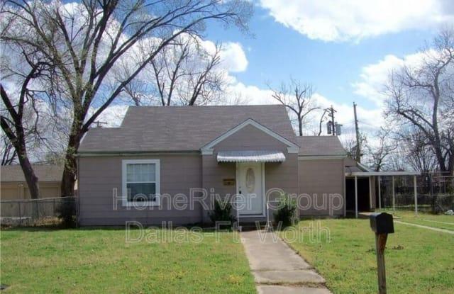 4721 Almena Rd - 4721 Almena Road, River Oaks, TX 76114