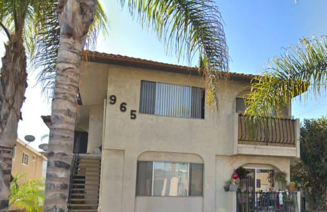 965 W 18TH ST #4 - 965 West 18th Street, Los Angeles, CA 90731