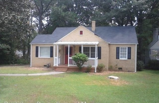 1836 Brandywine St. SW - 1836 Brandywine Street Southwest, Atlanta, GA 30310