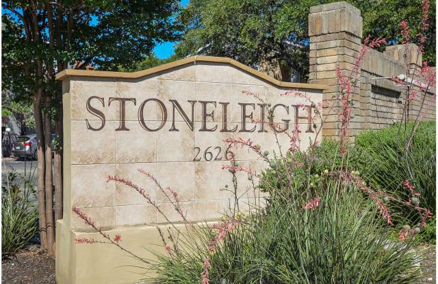 Stoneleigh Apartments - 2626 Thousand Oaks, San Antonio, TX 78270