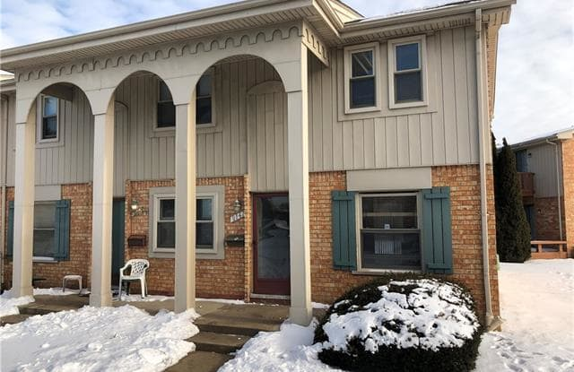 8147 CLAY Court - 8147 Clay Court, Sterling Heights, MI 48313