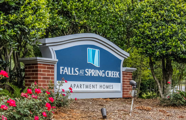Falls at Spring Creek - 1900 Wesleyan Dr, Macon, GA 31210