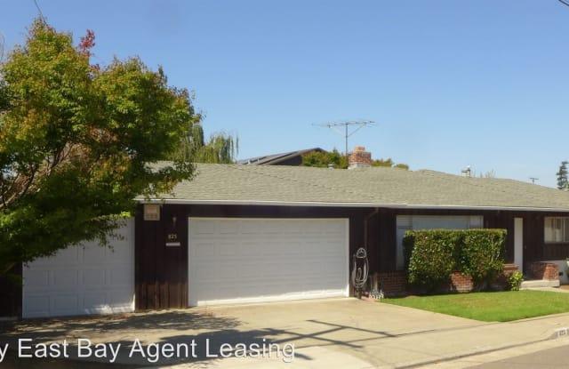 825 Ashbury Ave - 825 Ashbury Avenue, El Cerrito, CA 94530