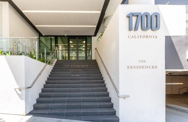 1700 California St. Residential - 1700 California Street, San Francisco, CA 94109