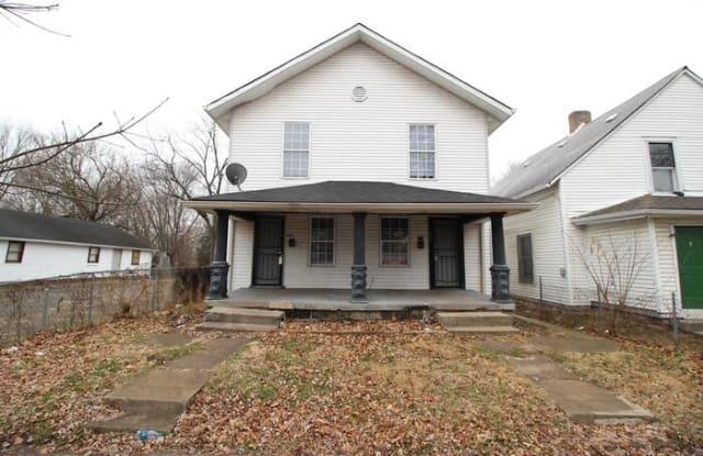 644 North Luett Avenue - 644 North Luett Avenue, Indianapolis, IN 46222