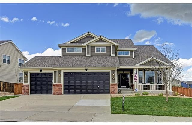 593 Kryptonite Drive - 593 Kryptonite Drive, Castle Rock, CO 80108