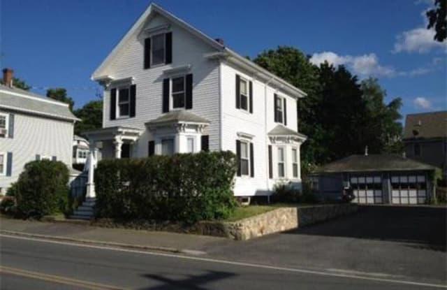 35 Green St - 35 Green Street, Woburn, MA 01801