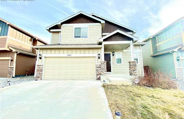 6125 Wood Bison Trail - 6125 Wood Bison Trail, El Paso County, CO 80925