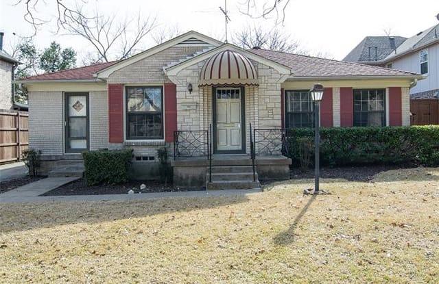 6616 Ellsworth Avenue - 6616 Ellsworth Avenue, Dallas, TX 75214
