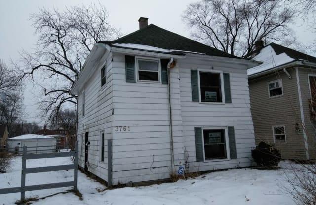3761 Monroe St - 3761 Monroe Street, Gary, IN 46408