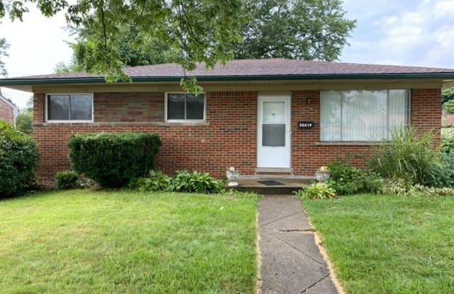 26619 Patricia - 26619 Patricia Avenue, Warren, MI 48091