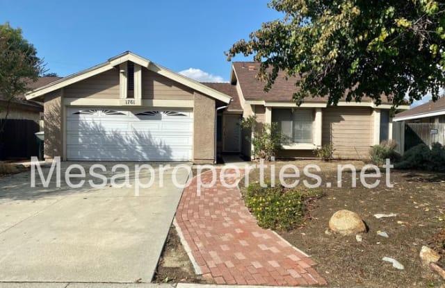 1761 West Phillips Drive - 1761 West Phillips Drive, Pomona, CA 91766