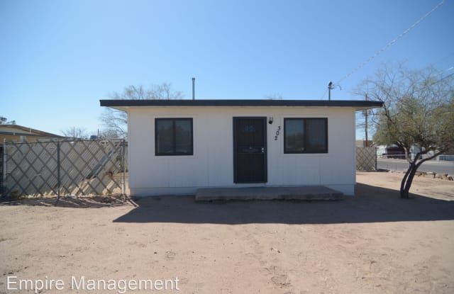 302 E. Aircraft Rd. - 302 East Aircraft Street, Tucson, AZ 85706