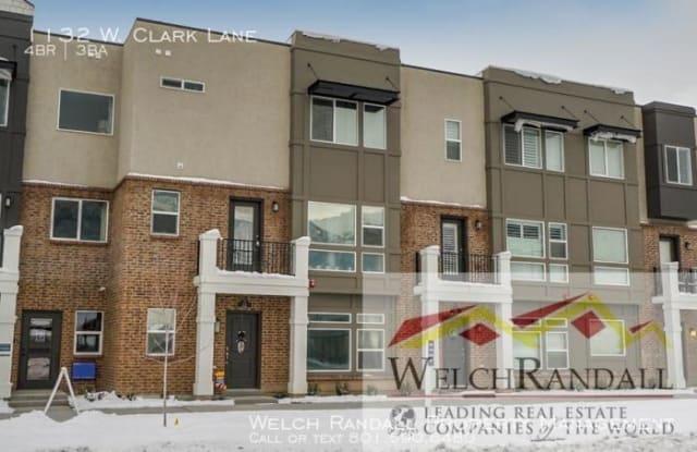 1132 W. Clark Lane - 1132 W Clark Ln, Farmington, UT 84025
