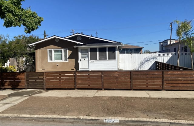 222 W 6TH AVE - 222 West Sixth Avenue, Escondido, CA 92025