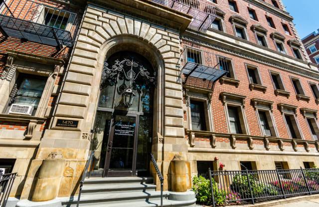 Princeton on Beacon Street - 1470 Beacon St, Brookline, MA 02446
