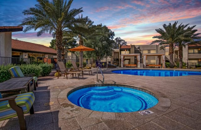 Avia McCormick Ranch - 8375 East Vía de Ventura, Scottsdale, AZ 85258