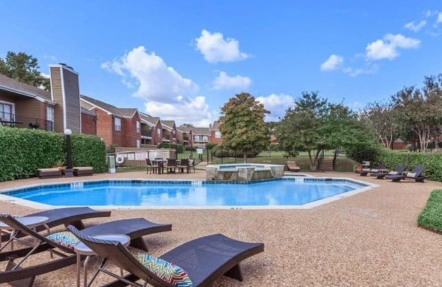 Village Square - 5959 Watership Ln, Dallas, TX 75237