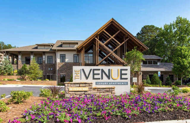 The Venue at Big Creek - 50 Venue Way, Alpharetta, GA 30005