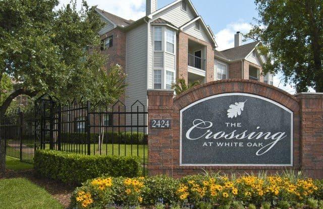 Crossing at White Oak - 2424 E TC Jester Blvd, Houston, TX 77008