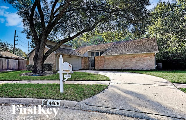 4406 Belle Hollow Drive - 4406 Belle Hollow Drive, Houston, TX 77084