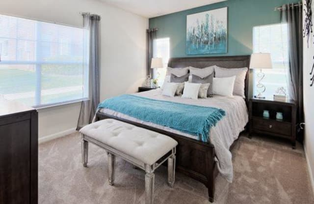 The Residences at Wakefield - 12201 Oakwood View Dr, Raleigh, NC 27614