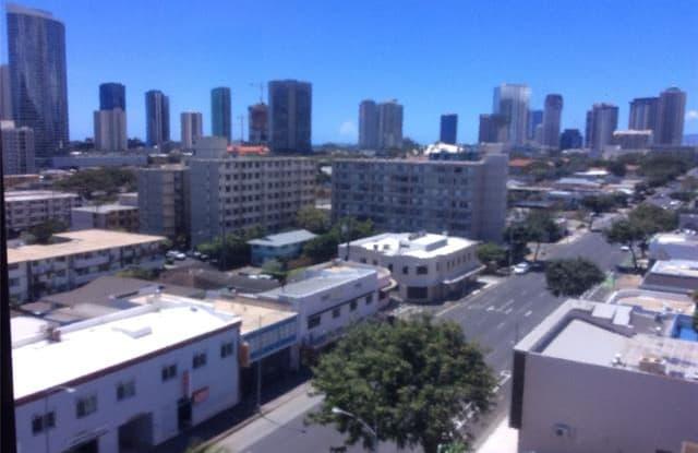 1314 S King Street - 1314 South King Street, Honolulu, HI 96814