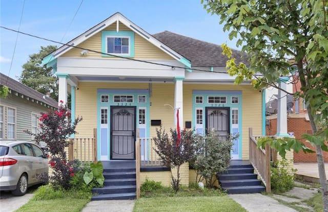 3324 BAUDIN Street - 3324 Baudin Street, New Orleans, LA 70119