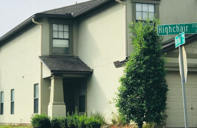7700 HIGHCHAIR LN - 7700 Highchair Lane, Jacksonville, FL 32210