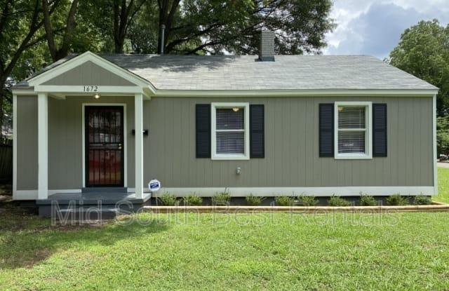 1672 Dunmoor St (Cherokee) - 1672 Dunmoor Street, Memphis, TN 38114