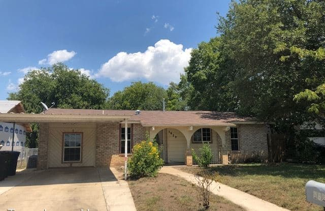 1826 Laven - 1826 Laven Drive, San Antonio, TX 78228
