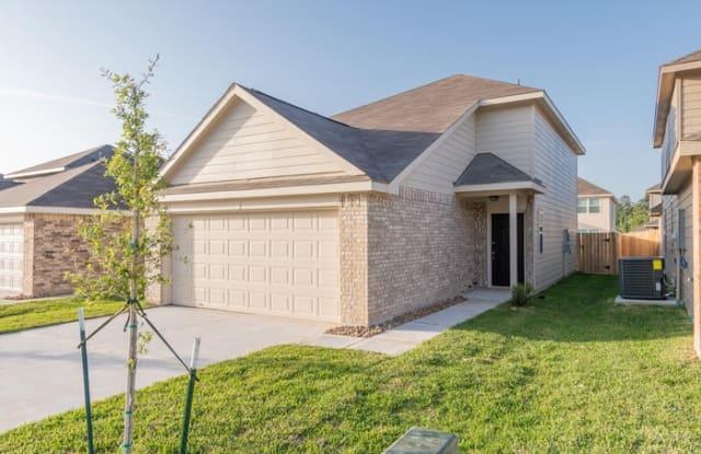 433 Upper Creek Drive - 433 Upper Creek Dr, Willis, TX 77378